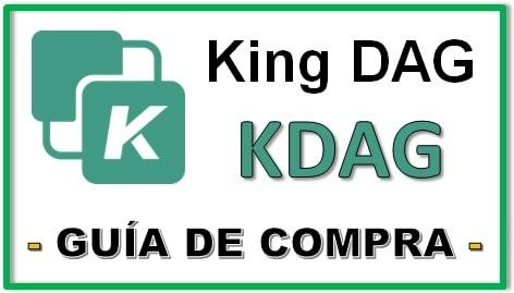 Cómo y Dónde Comprar Criptomoneda KING DAG (KDAG) Tutorial