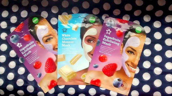 Superdrug Facemasks