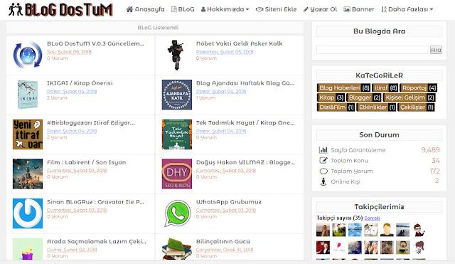 Blog Kategorisi