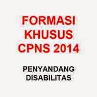 Gambar untuk Formasi CPNS 2014 Untuk Disabilitas