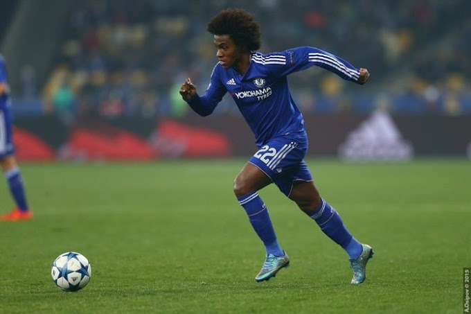 Here's why Willian rejected a stay at Chelsea in order to join Arsenal: Makes sense?