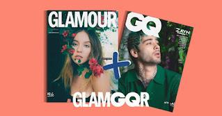 #Glamour #regalosrevistas #revistasmayo #mujer #woman