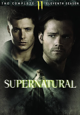 Supernatural (TV Series) S11 DVD R1 NTSC Latino