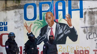Polisi Selidiki Pembunuhan Presiden Haiti
