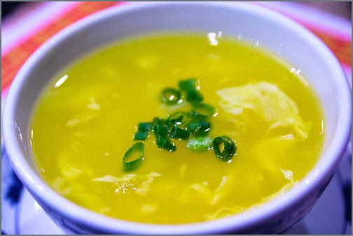 Healthy Quick & Easy Egg Drop Soup image