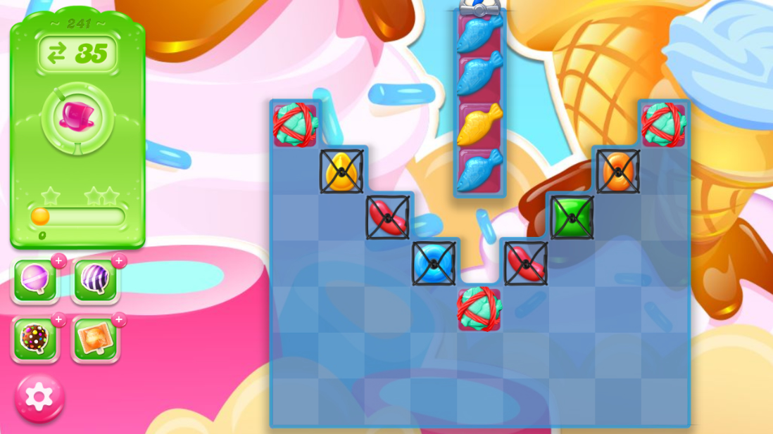 Candy Crush Jelly Saga 241
