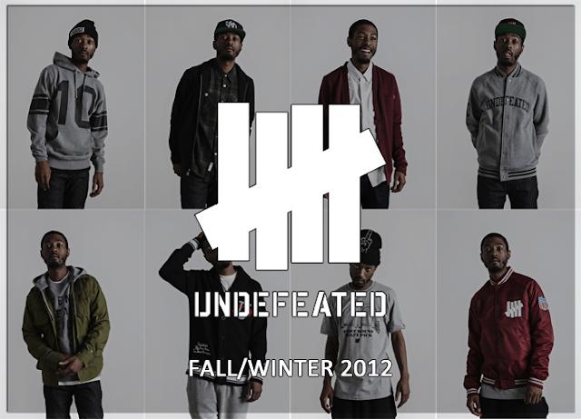 undftd fallwinter 2012 - Undefeated (Outono/Inverno 2012)