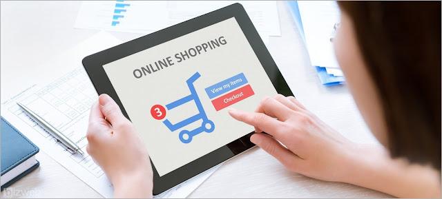 Lợi ích khi mua hàng Online