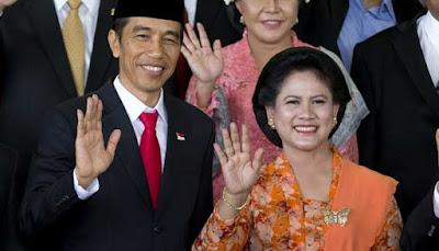 Kronologi Penangkapan Tersangka Penghina Ibu Negara Irania Jokowi