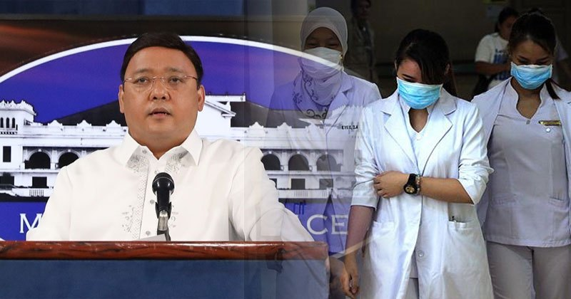 Harry Roque on face-to-face classes in medical schools