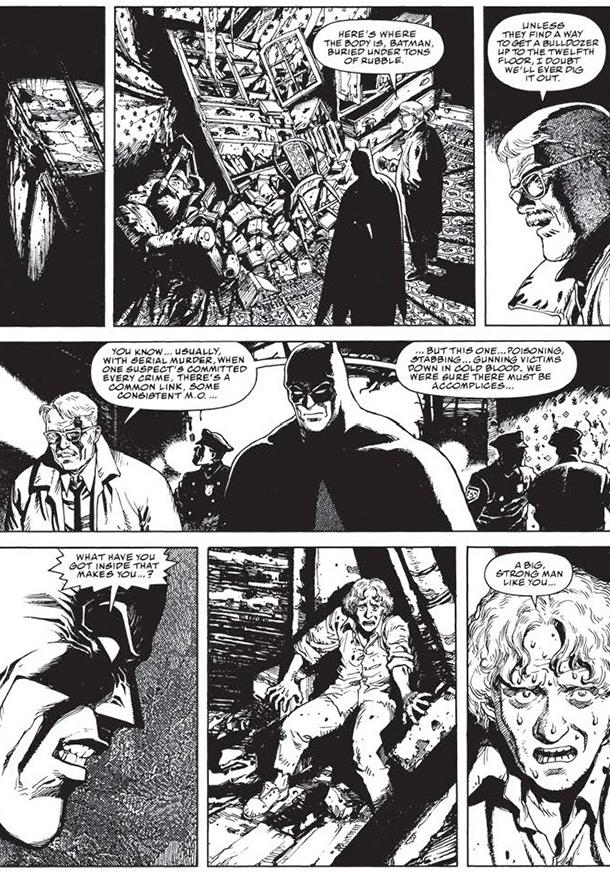Future State: Gotham #1 - Backup 2