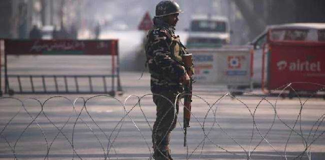 Warga Kashmir Rayakan Idul Adha dalam Keprihatinan