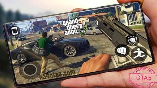 تحميل لعبة جاتا GTA 5 للكمبيوتر برابط مباشر Download Grand auto theft