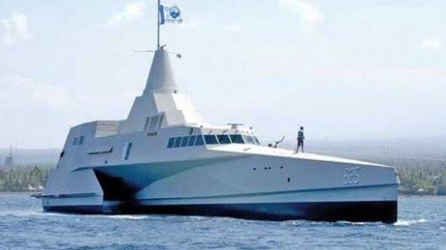 Hanya Dimiliki Indonesia dan AS, Inilah Klewang 2 Kapal Perang Siluman Laut Pengganti Klewang I