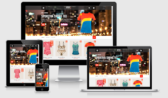 SpotCommerce - Best Affiliate Store Blogger Template