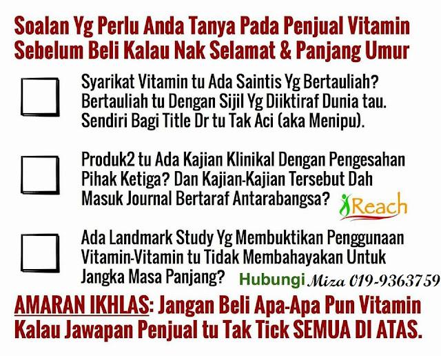 checklist beli vitamin kecantikan