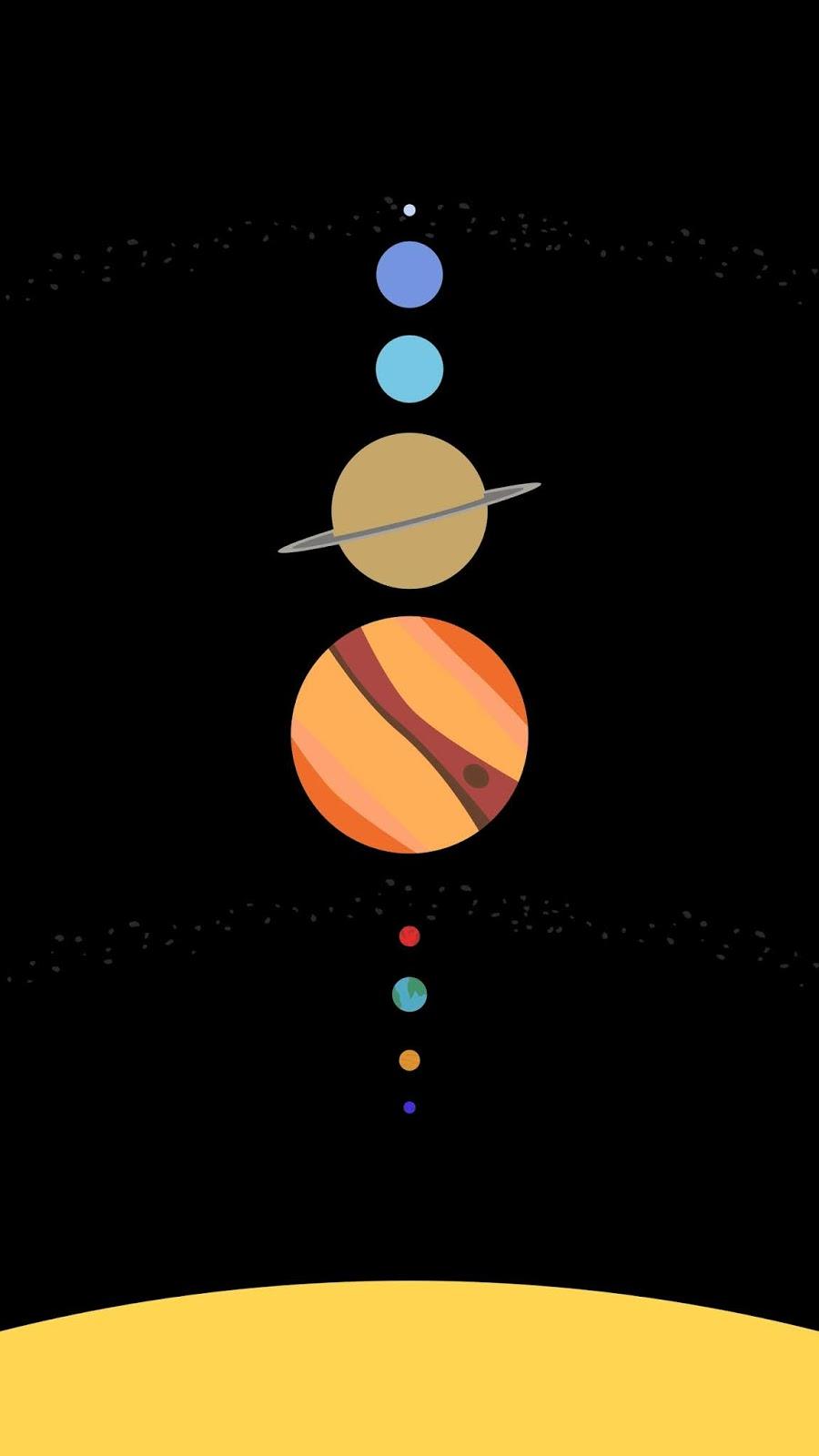 Solar system AMOLED