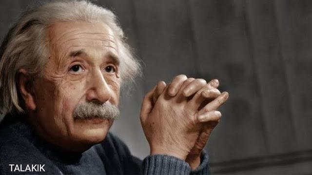 اذكي رجل في العالم -اينشتاين