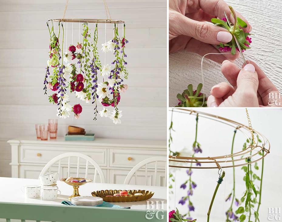 Coronas de flores para decorar + Sorteo_16