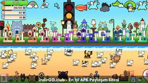 Cat Town MOD APK