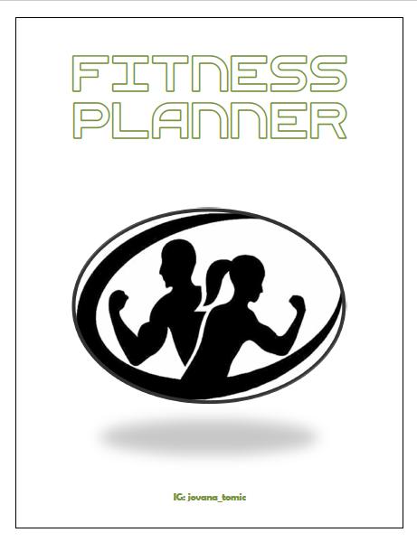 Fitness planner