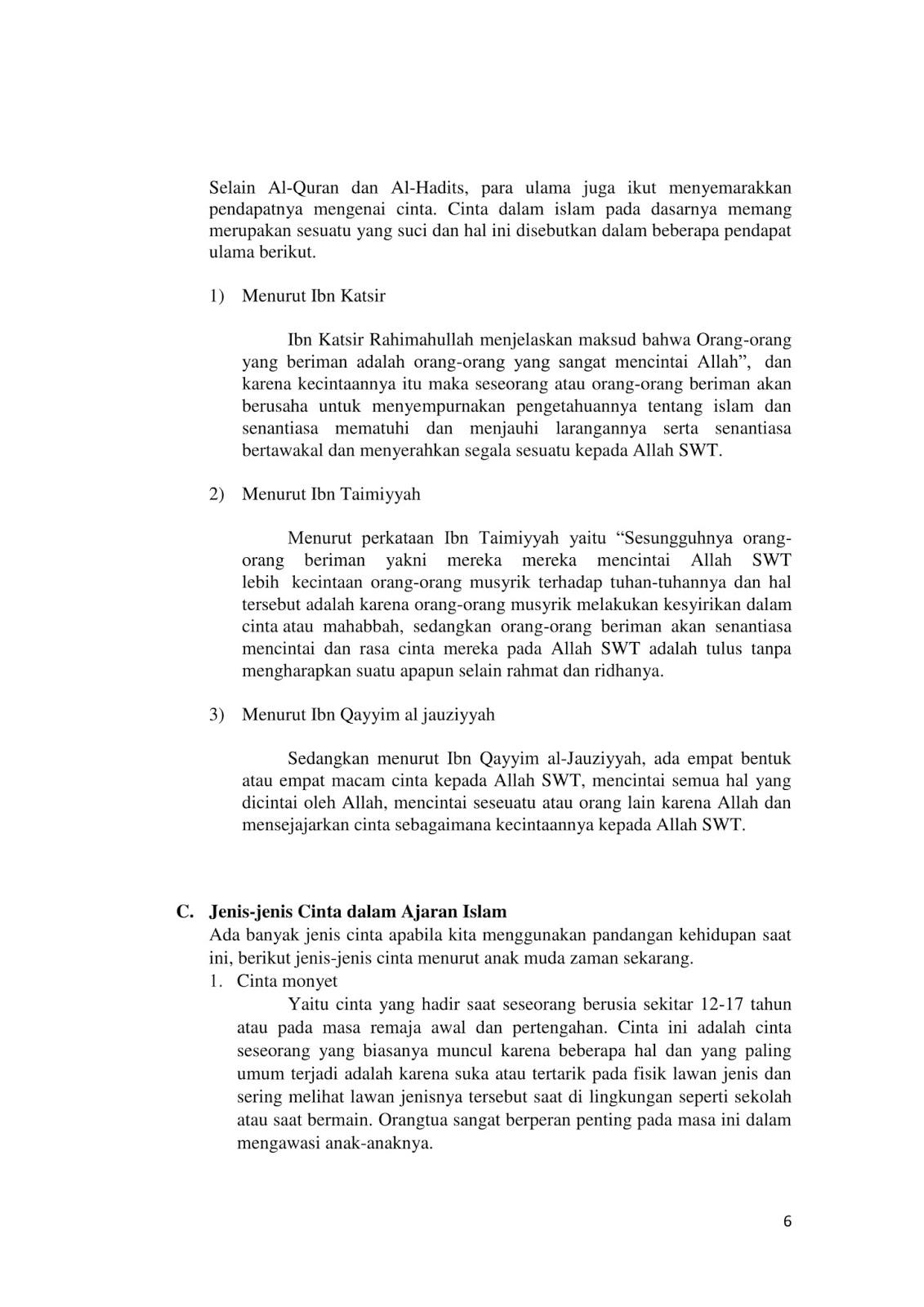 Essay parlement remaja islam
