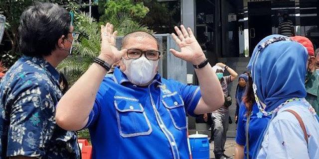 Razman Tinggalkan Moeldoko, Demokrat: Kapal Sudah Oleng, Tikus Mulai Loncat