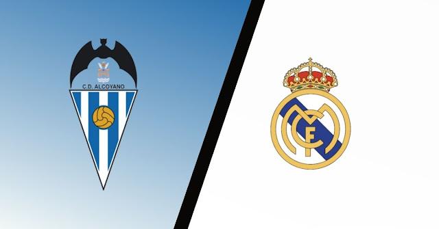 بث مباشر مباراة ريال مدريد وديبورتيفو ألكويانو اليوم في كأس ملك إسبانيا يلا شوت جوال