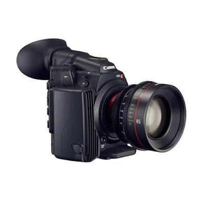 Canon EOS C500ファームウェアのダウンロード