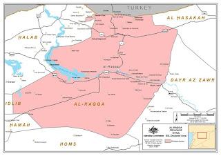 Al Raqa SIRIA