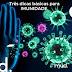 Coronavírus: Três dicas básicas para imunidade