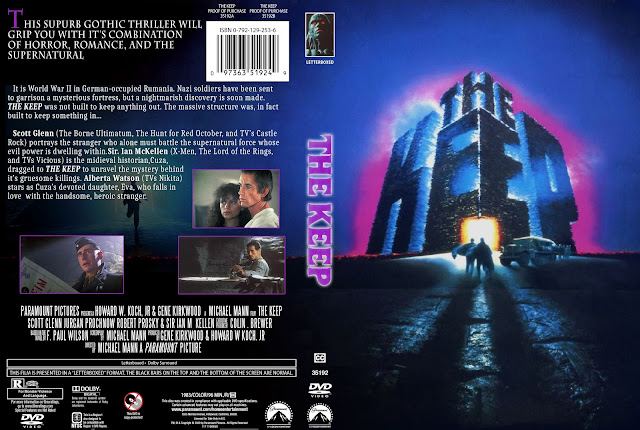 The Keep DVD Cover