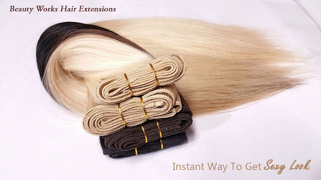 Beauty Works Hair Extensions - Instant Way To Get Sexy Look