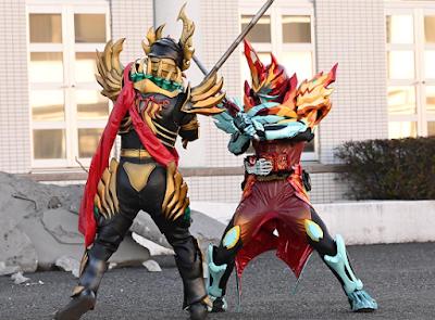 Kamen Rider Saber Episode 27