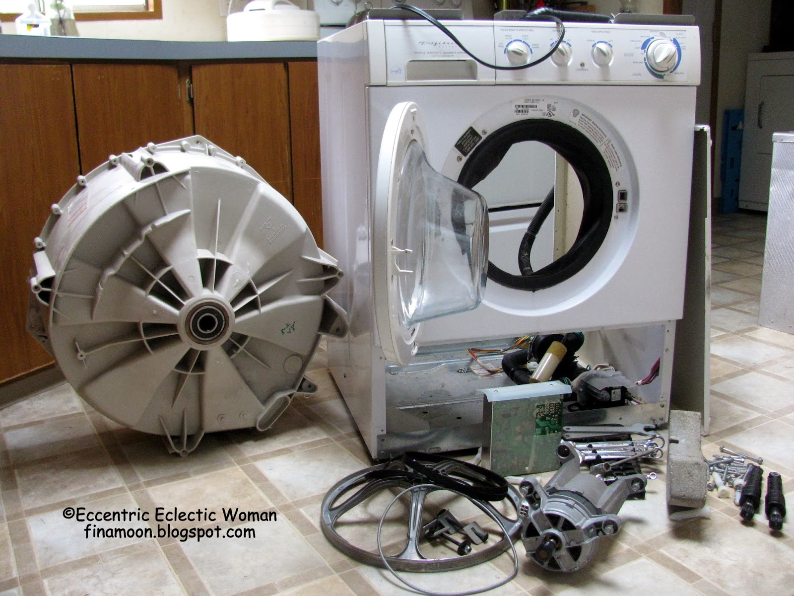 Eccentric Eclectic Woman Diy Upcycled Ideas For Washing
