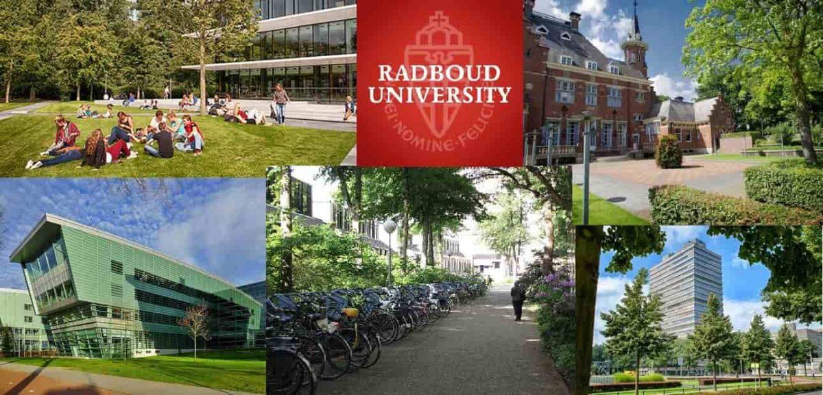 منح جامعة رادبود Radboud للطلاب الدوليين في هولندا 2021