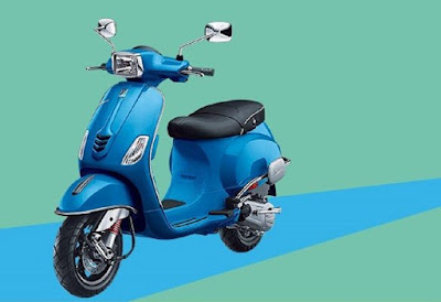 New Vespa SXL 125 Scooter hd pics
