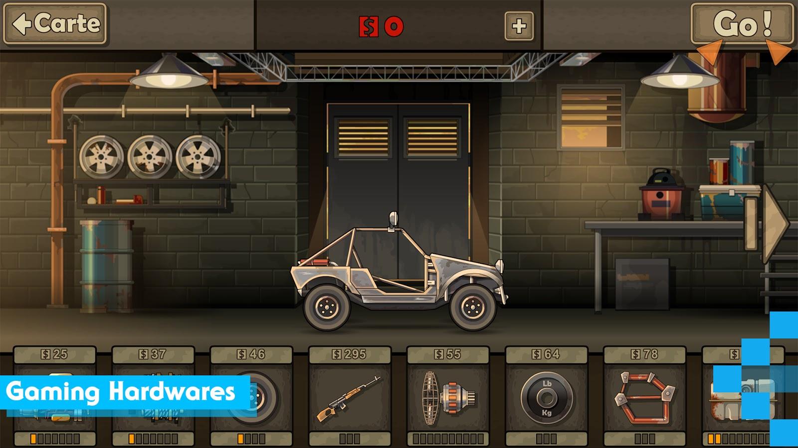 لعبة سيارات للأندرويد