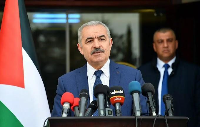 قرار رئيس الوزراء فلسطين محمد شتية قرارات تمديد الاغلاق| كورونا فلسطين