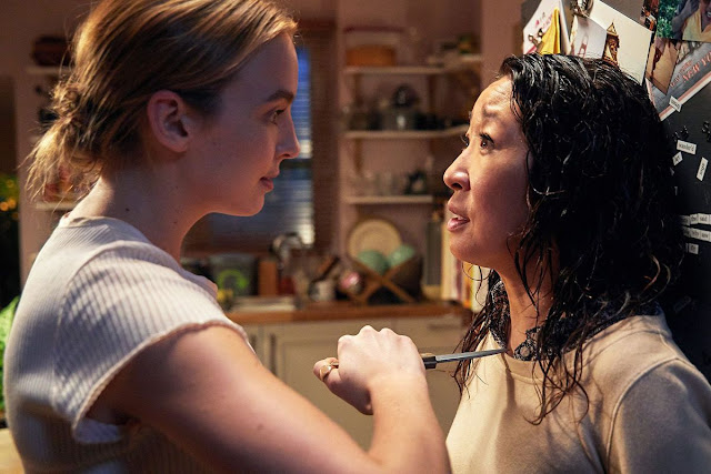 Killing Eve Season 1,2