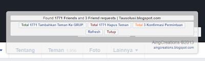 Tutorial Menghapus Teman Facebook Secara Otomatis 3