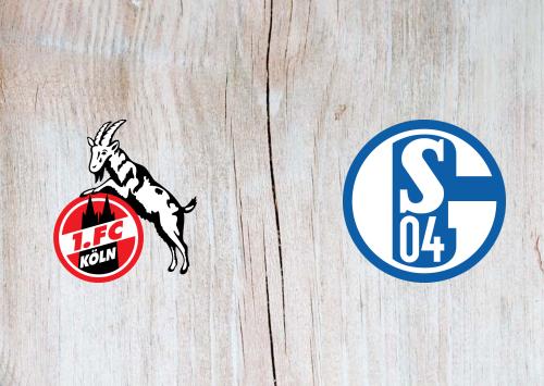 Köln vs Schalke 04 -Highlights 22 May 2021
