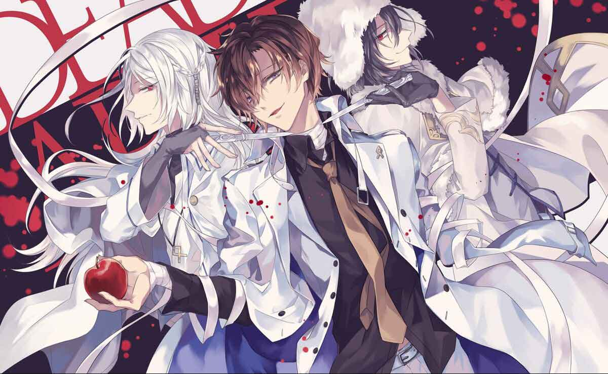 Bungou Stray Dogs: Dead Apple BD (Movie) Subtitle Indonesia