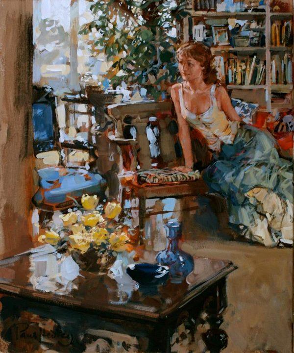 Pintura de Paul Hedley