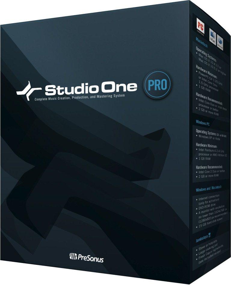 Presonus studio one key generator