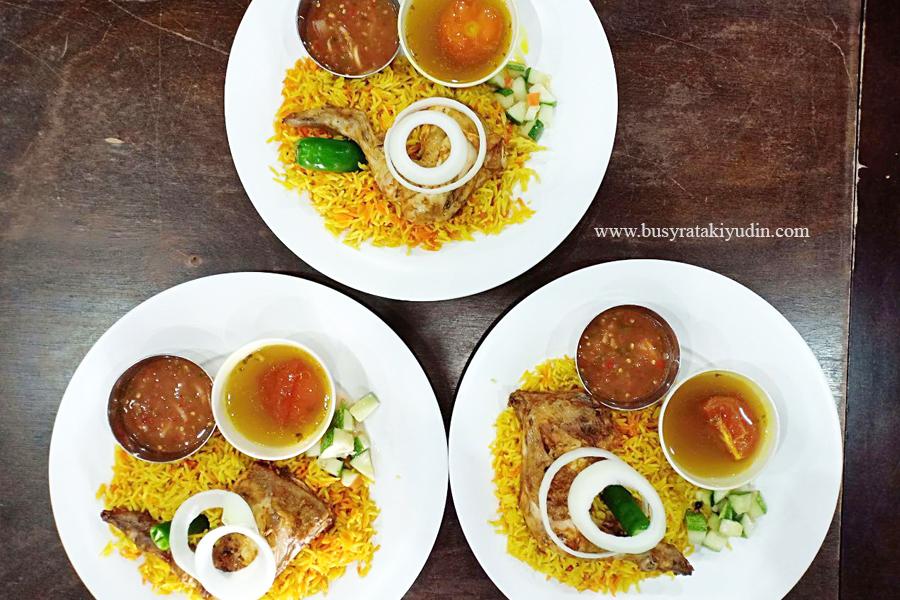 nasi arab al haura arabic kopitiam, nasi arab sungai petani kedah, nasi arab paling sedap di sungai petani, roti arab,
