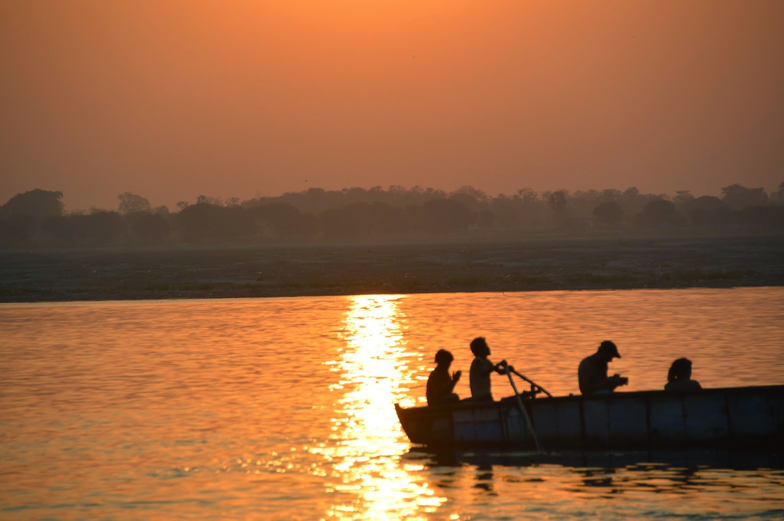 Varanasi Things to do morning boating sunrise ganges