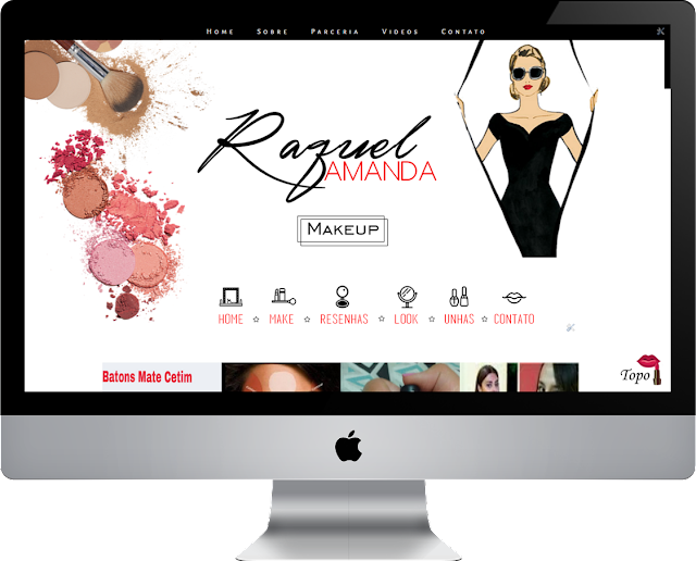 Blog Raquel Amanda Makeup