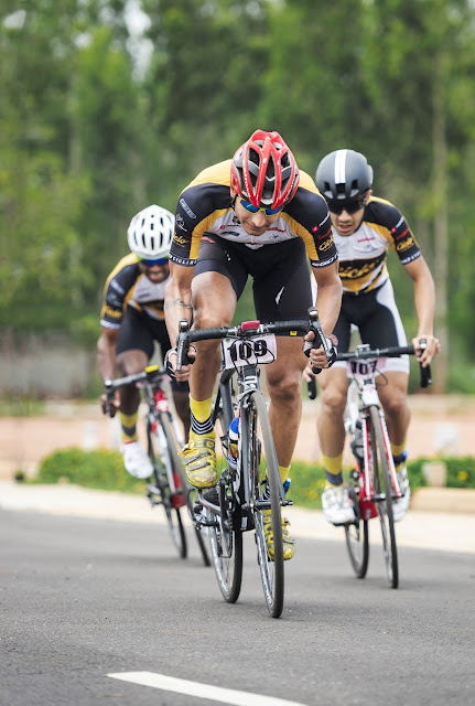 NATIONAL CHAMPIONS NAVEEN JOHN AND ARVIND PANWAR SCOUT YOUNG CYCLING TALENT AT FIRST TRAINING CAMP BY CICLO ACADEMY