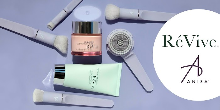 Enter To Win a Deluxe Bundle of RéVive Skincare & ANISA Beauty  ( Worth Over : $851) + $330  Skincare Starter Kit